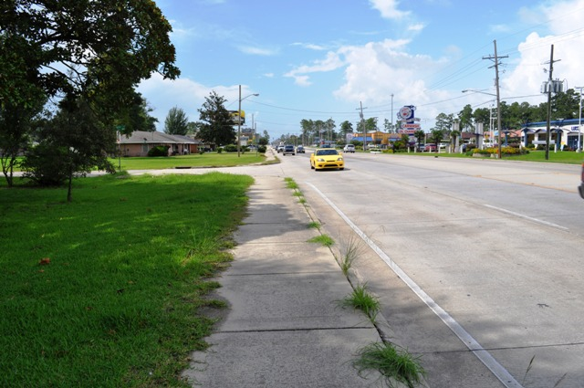Commercial lot on Nelson Road, Lake Charles